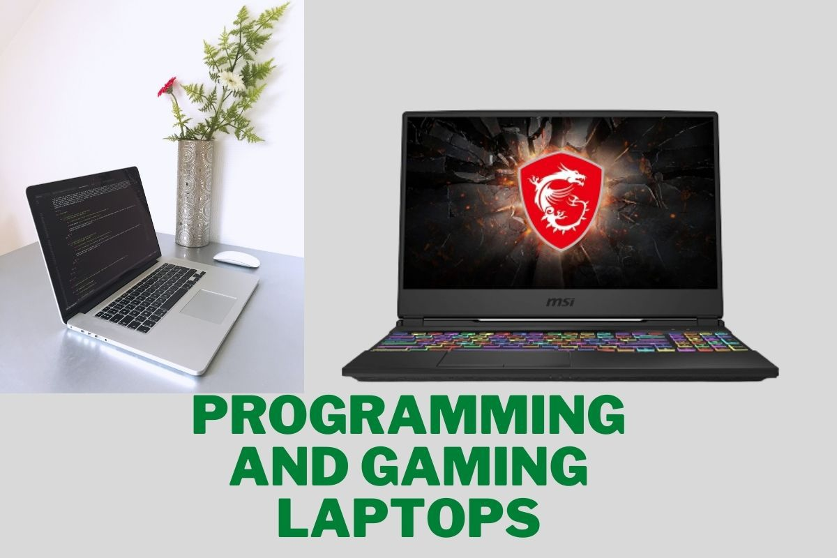 best laptops for programming and gamings
