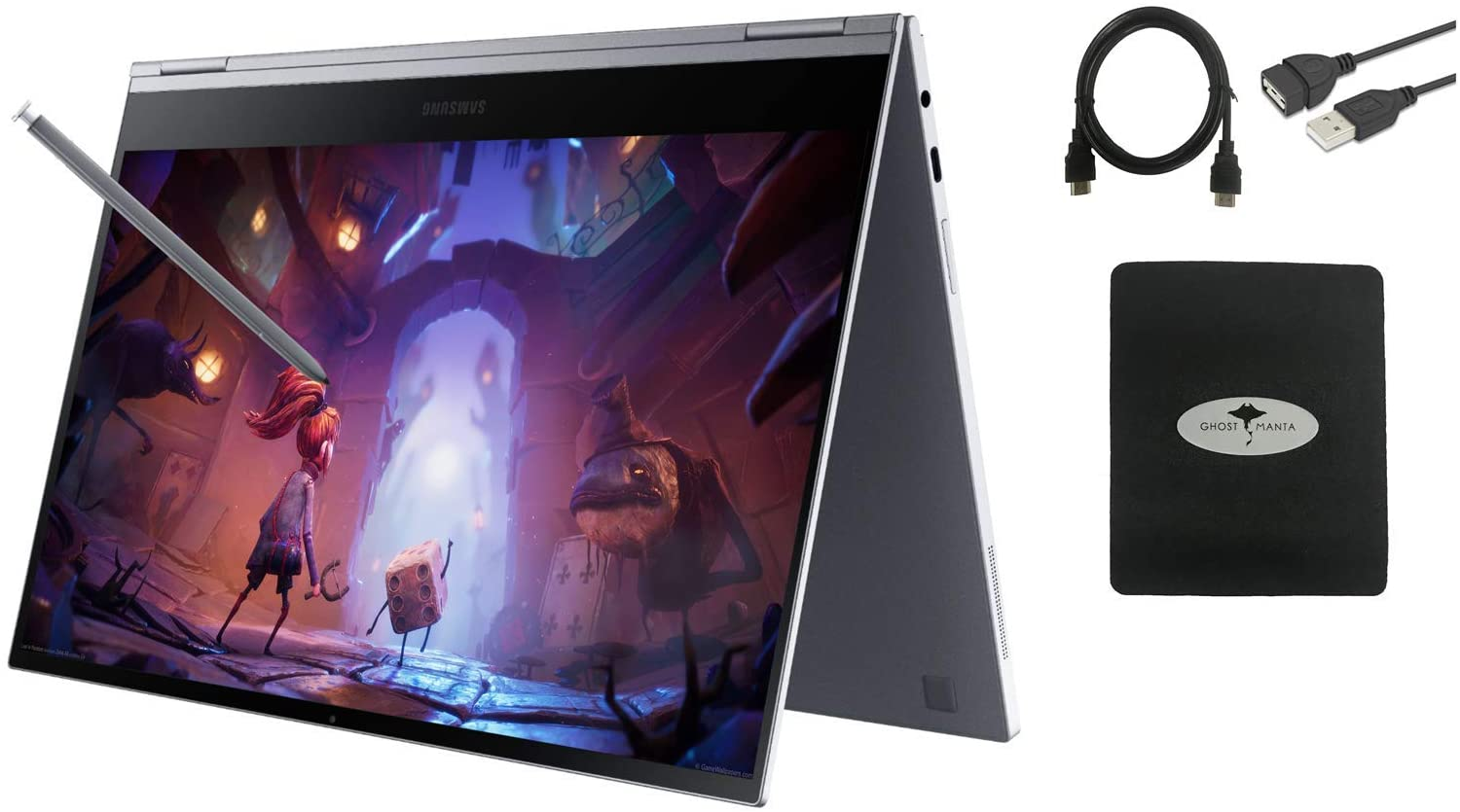 Best 2-in-1 Laptops with Dedicated Graphics 2021