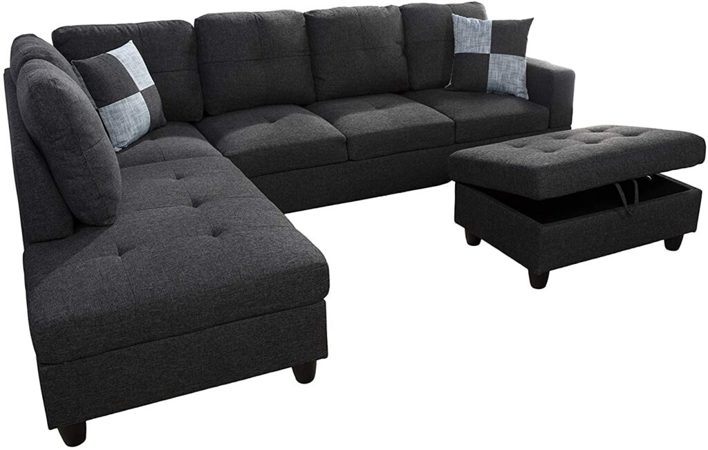 Best Sectional Sofas Under $1000 2021