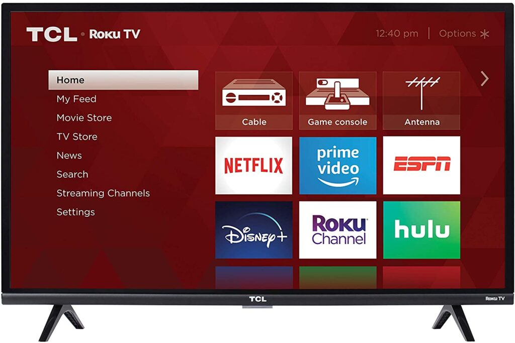 Best Small TVs for Kitchen 2021
