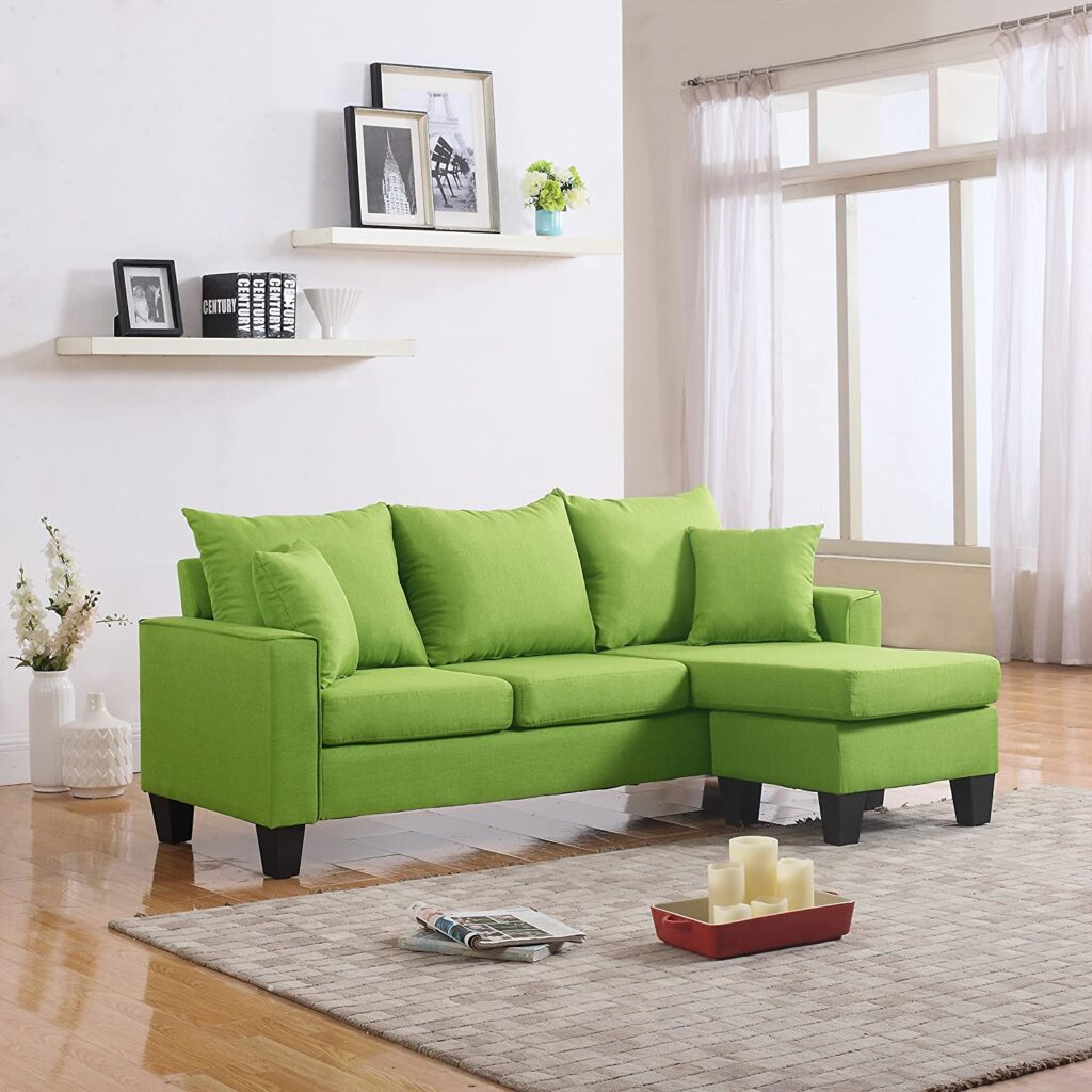 Best Sectional Sofa Under $500 2021 – Reviews