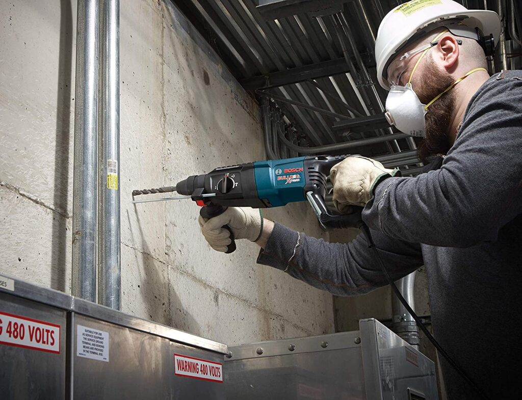 10 Best Rotary Hammer Drill For Concrete